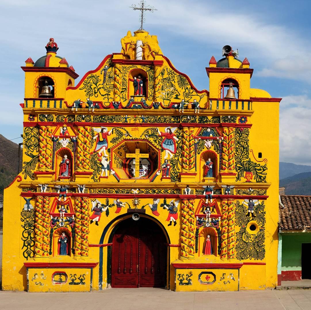 Custom-Travel-Planner-Network-10-Guatemala-San-Andres-Xecul-Church-