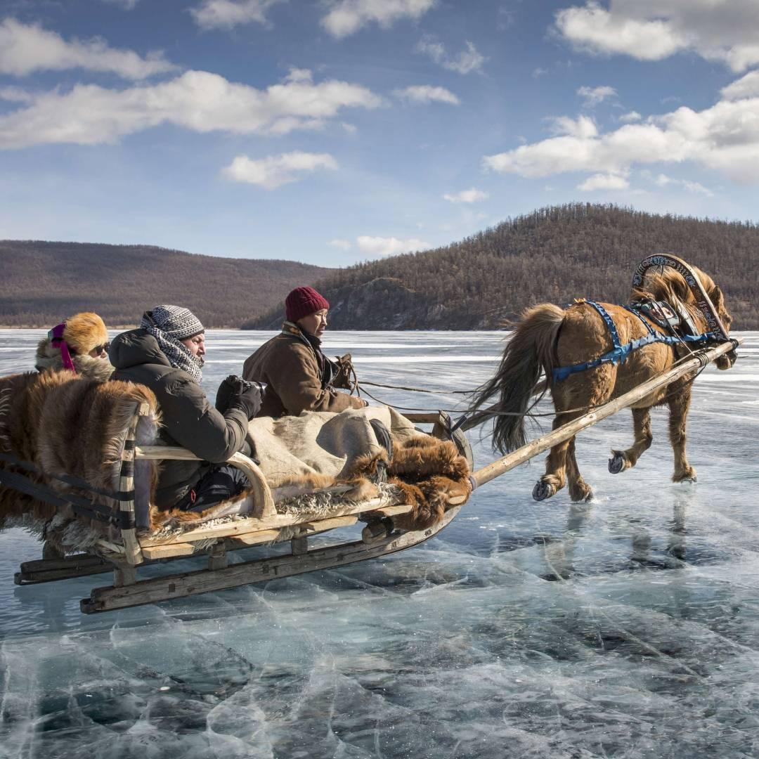 Custom-Travel-Planner-Network-10-Mongolia-Lake-Khuvsgul-Sledge