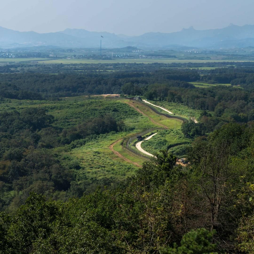Custom-Travel-Planner-Network-2-Korea-View-to-N-Korea-Dora-Observatory
