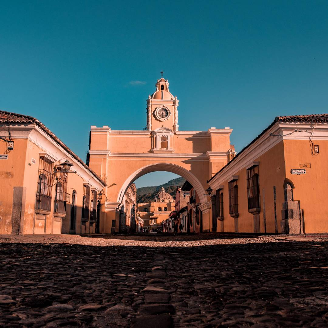 Custom-Travel-Planner-Network-5-Guatemala-Arco-de-Santa-Catalina