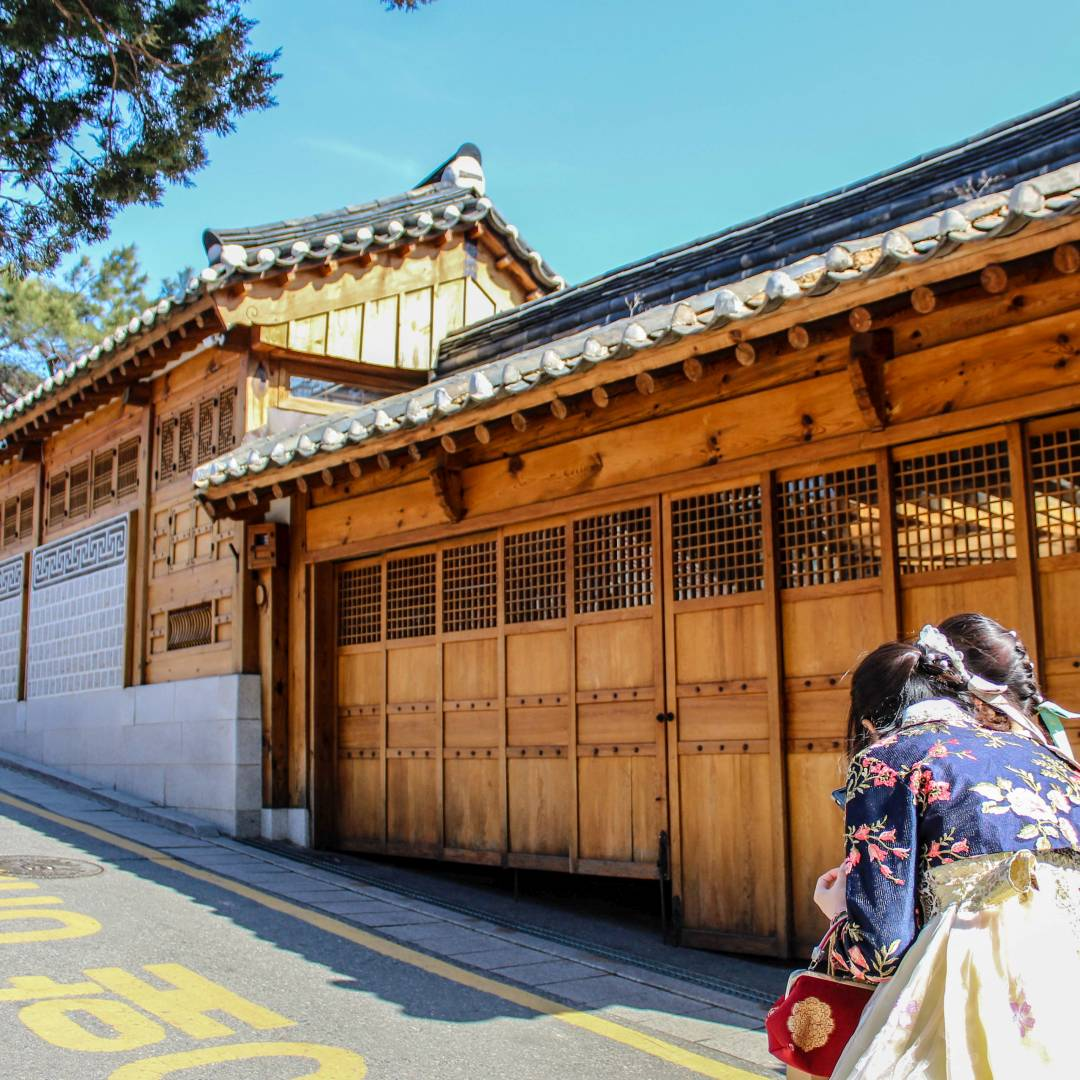 Custom-Travel-Planner-Network-9-Korea-Hanok-Village-