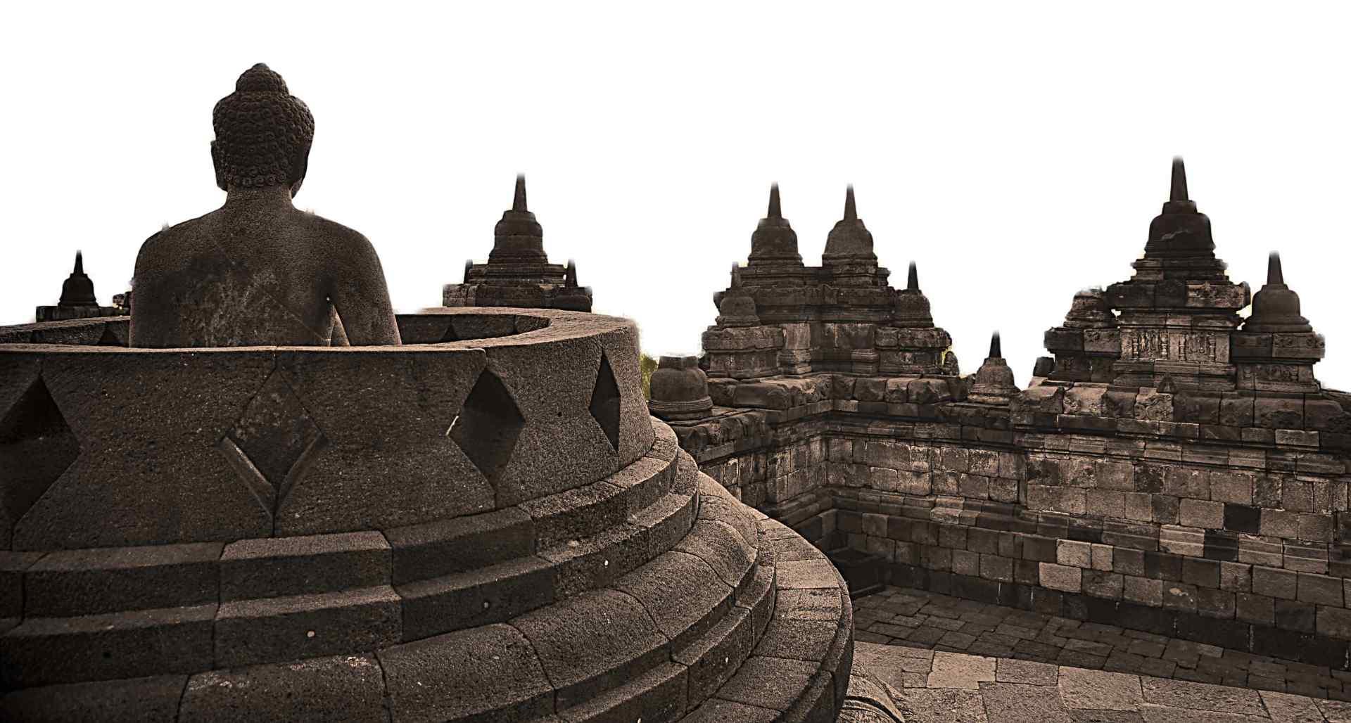 Indonesia-Borobudur-Temple
