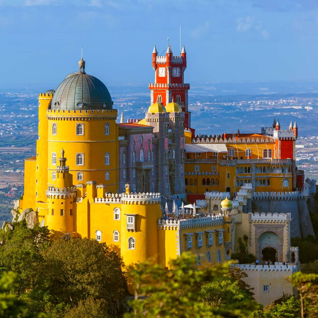 Custom-Travel-Planner-Network-3-Portugal-Sintra