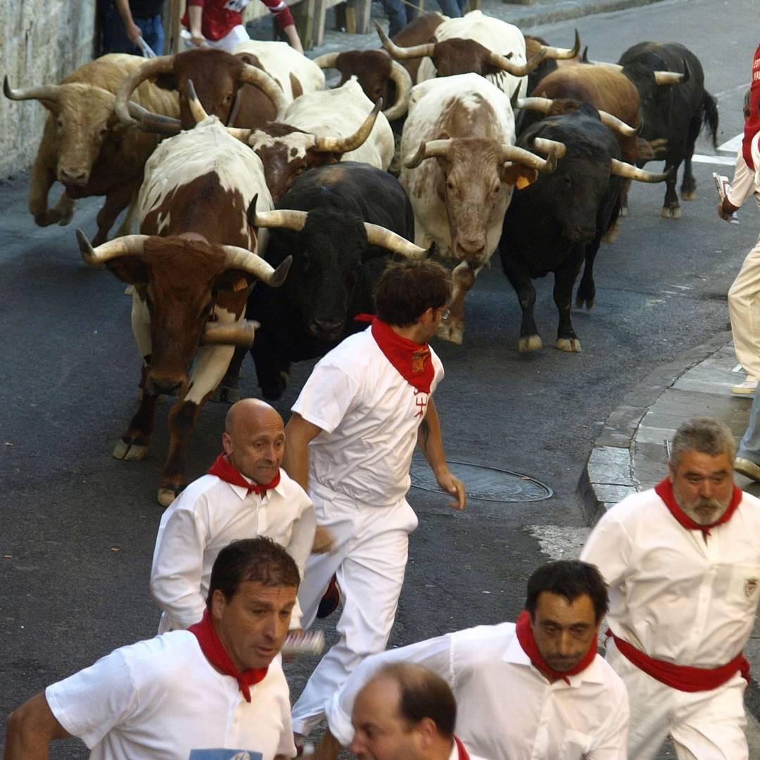 Custom-Travel-Planner-Network-3-Spain-Pamplona-Bull-Run