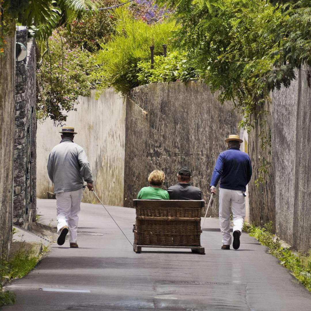Custom-Travel-Planner-Network-6-Portugal-Funchal-Wicker-Sled