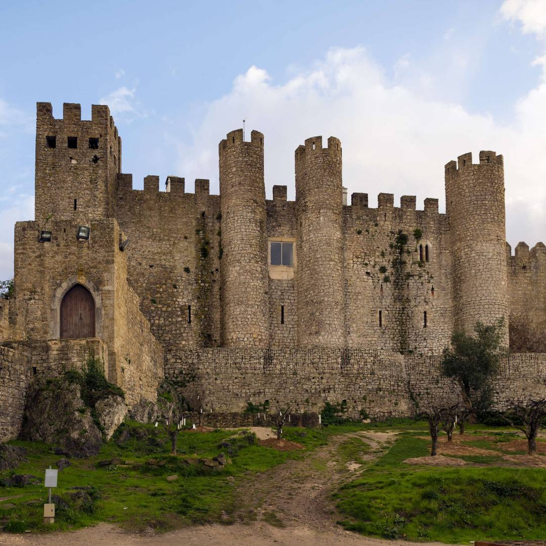 Custom-Travel-Planner-Network-8-Portugal-Fortress-Pousada-Obidos
