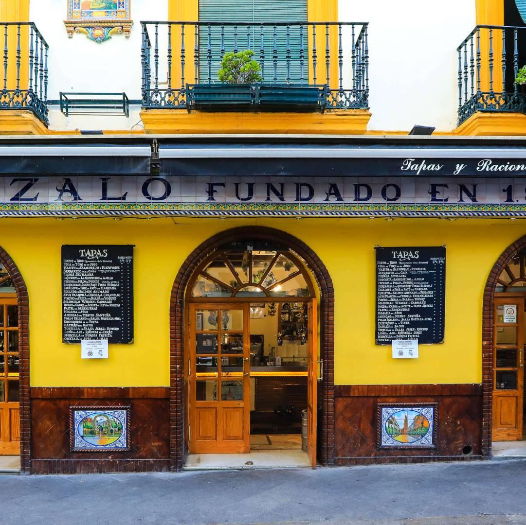 Custom-Travel-Planner-Network-9-Spain-Tapas-Restaurant