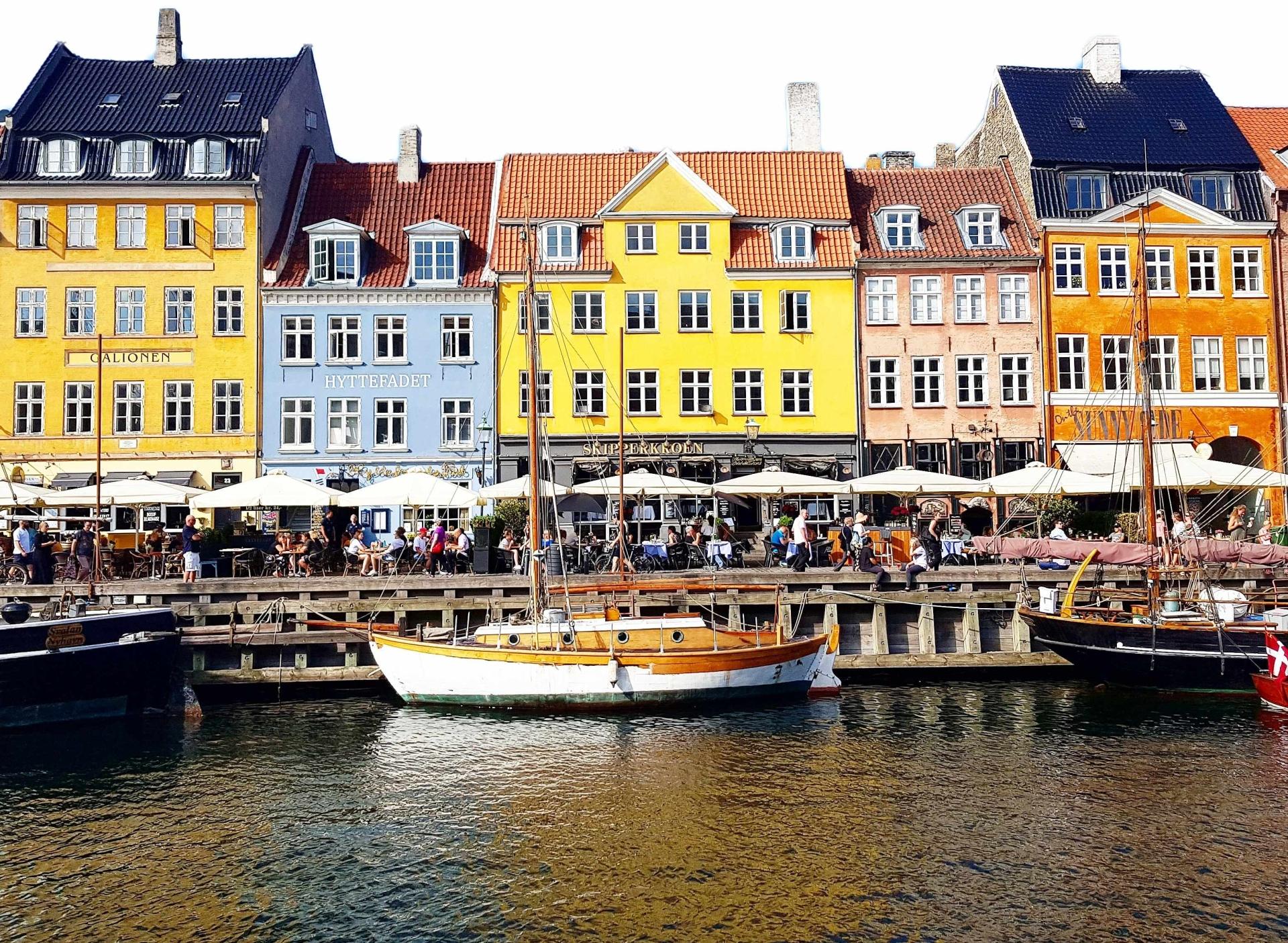 Custom Travel Planner Network-Denmark-Nyhavn-